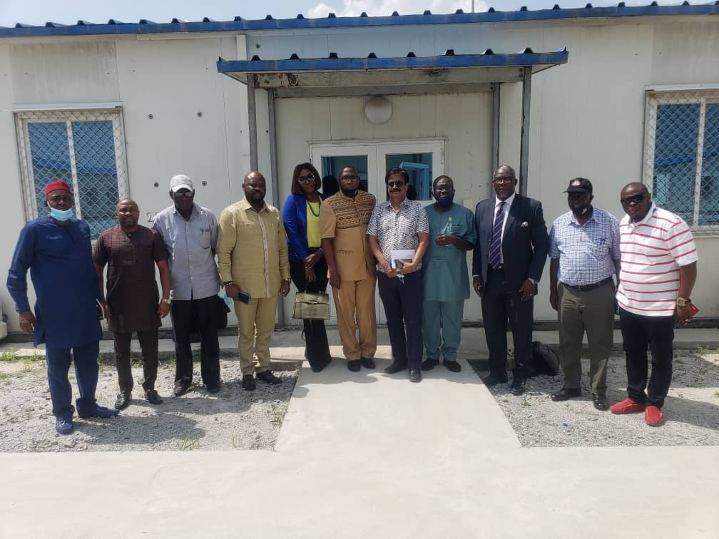 IndustriALL Global Union Pays Courtesy Visit To Dangote Refinery