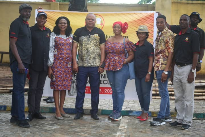 Highlights from the National Security Awareness Program, Warri Zone.