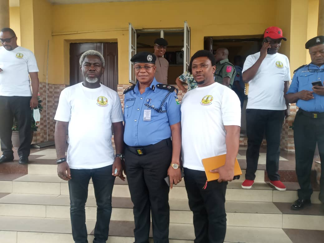 Highlights from the National Security Awareness Program, Port Harcourt Zone.