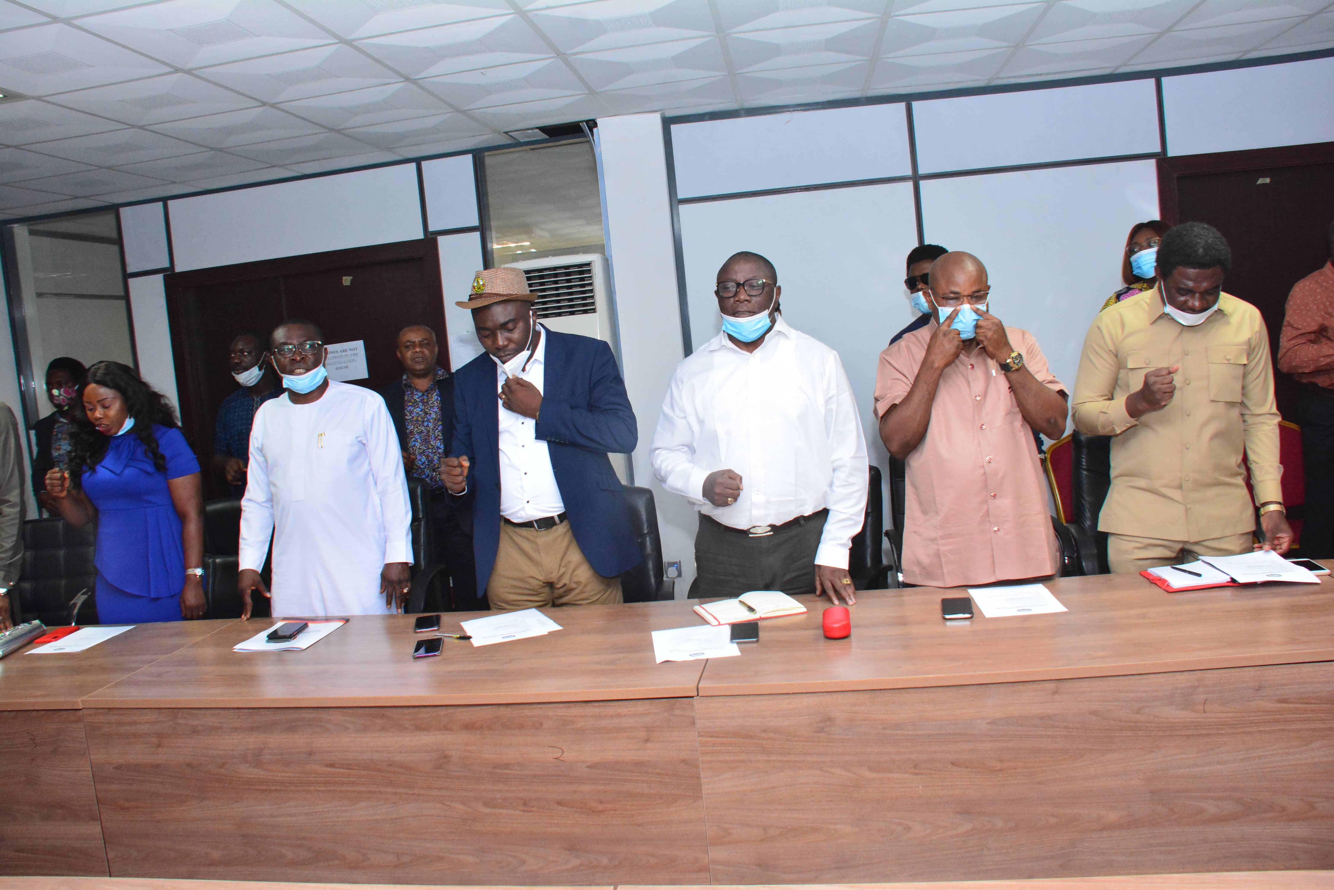 Courtesy visit to Petroleum Equalisation Fund
