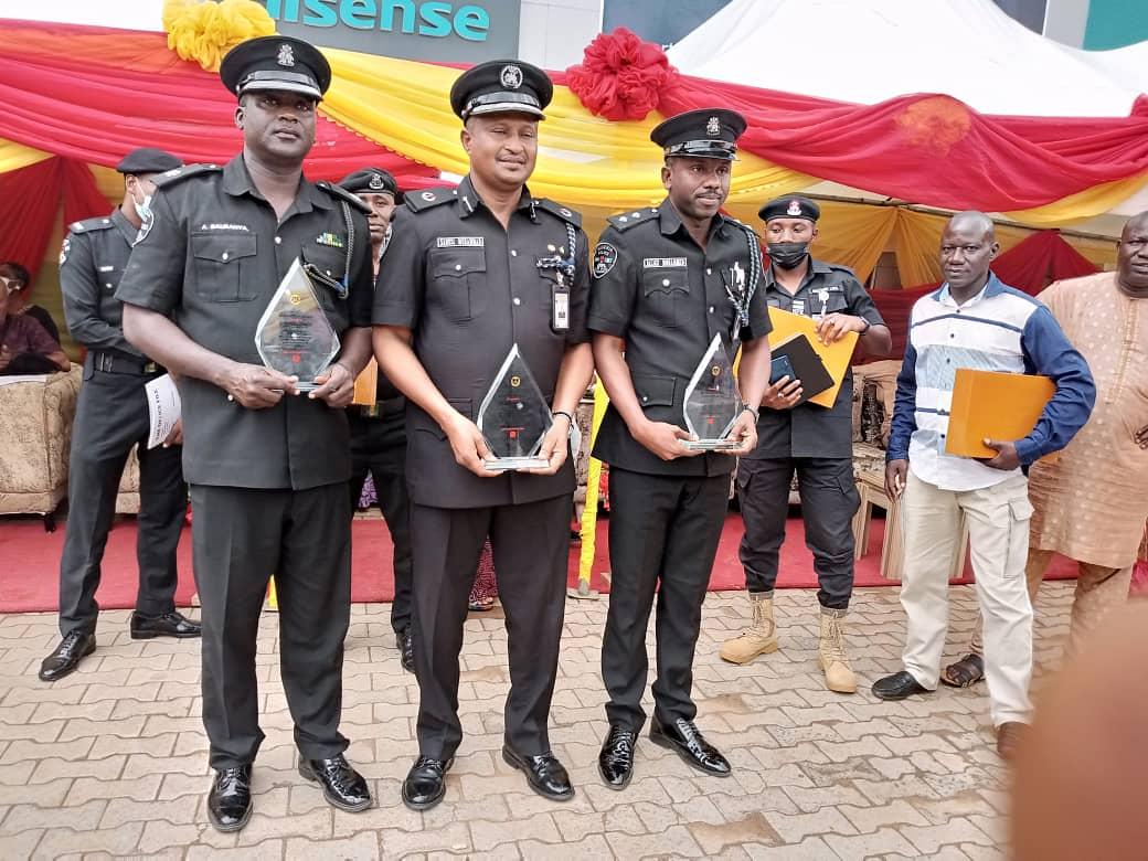 Highlights from the National Security Awareness Program, Kaduna Zone